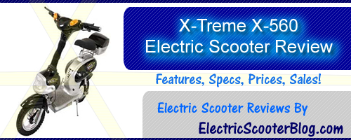 Scooters : Xtreme Scooters